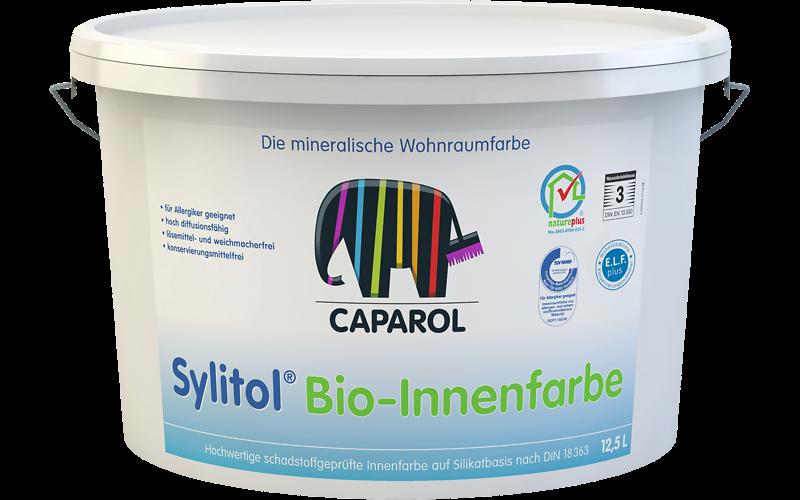 Idropittura minerale – Sylitol Bio