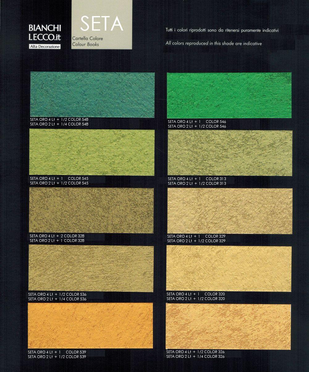 Decorazione perlescente seta effetto prezioso for Pareti colorate particolari