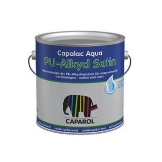 Capacryl Aqua PU Satin - Smalto satinato