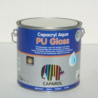 Capacryl Aqua PU Gloss - Smalto acrilico