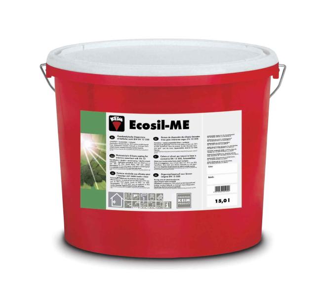 Pittura ecologica silicati di alta qualità - Ecosil ME