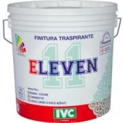 Eleven - Idropittura traspirante antimuffa per interni
