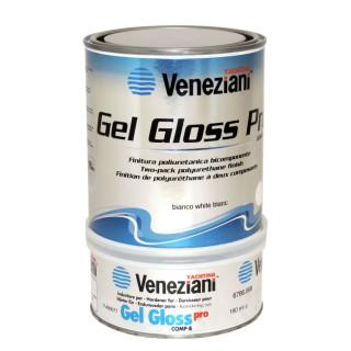 Finitura poliuretanica - Gel Gloss Pro
