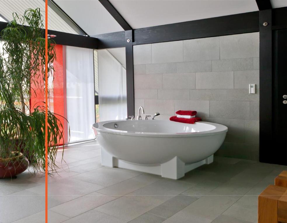 Trattamento antiscivolo - piatti doccia