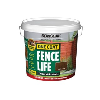 Ronseal-Fence-Life
