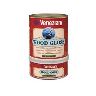Vernice finitura brillante - Wood Gloss