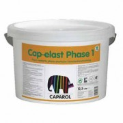Cap-elast Phase 1 Finiture elastomeriche