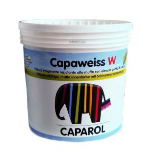 pittura traspirante opaca capaweiss