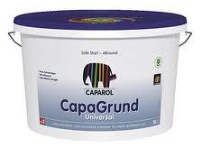 Capagrund Universal – fondo bianco