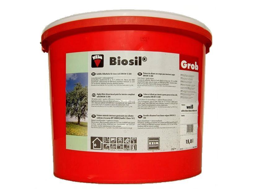 KEIM Biosil grob pittura silicati