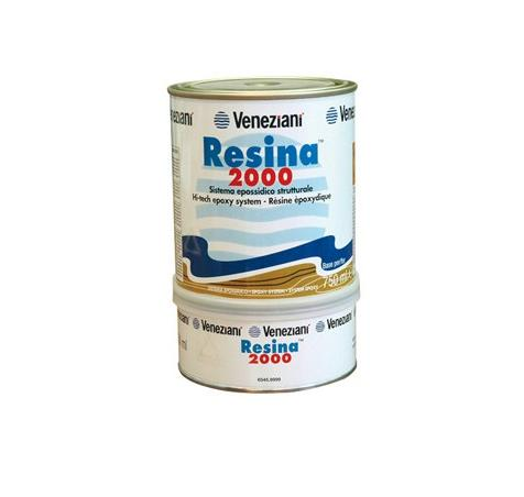 RESINA 2000 - proteggere e restaurare le barche