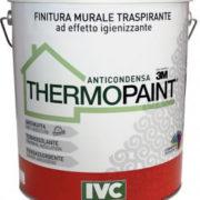 Pittura anticondensa termoisolante