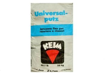 KEIM Universalputz – Intonaco
